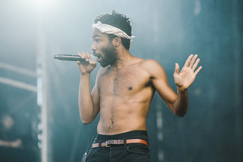 "Childish Gambino Assaulted The Future With The ""Pharos"" Experience"