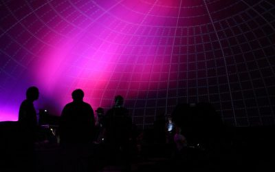 CalArts Students Develop Audiovisual Experience for 360-Degree Viewing Environment